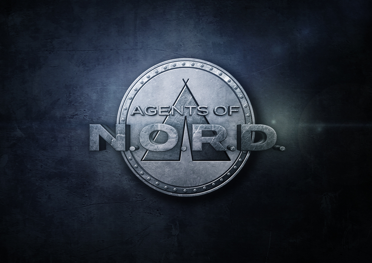 Agents of NORD Logo